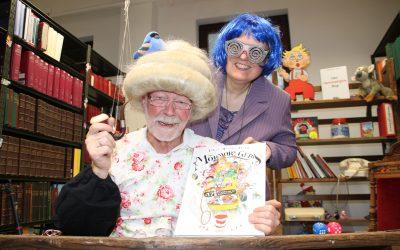 Tante Krabbe og Sanne Solonumsen