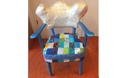 Højtlæsningsstol – Slesvig Børne- og Ungdomshus