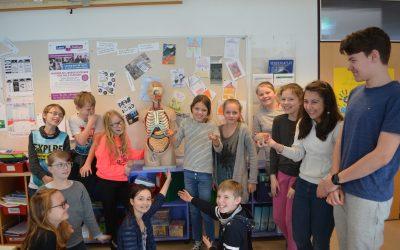 Firkantede og cirkelrunde historier på Hanved Danske Skole